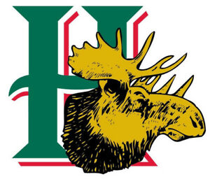 2 HALIFAX MOOSEHEADS TICKETS - CENTRE ICE LOWER BOWL