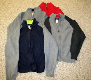 Size 6-8 foys fall clothes - including wind breakers Kitchener / Waterloo Kitchener Area image 1