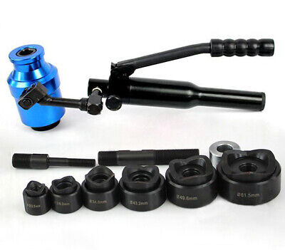 Wk-8al 360 Rotation Hydraulic Hole Digger Hole Punch Tool 22.5-61.5mm