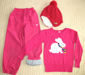 Girls fall/winter lot 5T