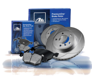 HYUNDAI ATE BRAKE PADS AND ROTORS