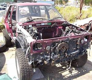 Toyota 4X4 diesel surf for wrecking Redcliffe Redcliffe Area Preview