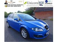 2010 Seat Leon 1.6TD (105ps) DSG SE SATNAV, FRONT/REAR PARKING SENSORS