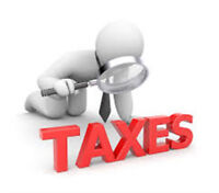 Income Tax Filing Service - Pick up & delivery available Orleans