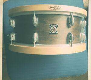 Yamaha Vintage Concept 14 X 6 Snare Drum