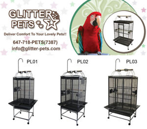 Premium Quality Bird Cage Hamster Cage Parrot Stand Bird Toy
