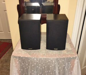 Paradigm Bookshelf Speakers Atom V3