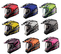 GMAX TREKKA HEATED SNOWMOBILE HELMETS IN STOCK!!