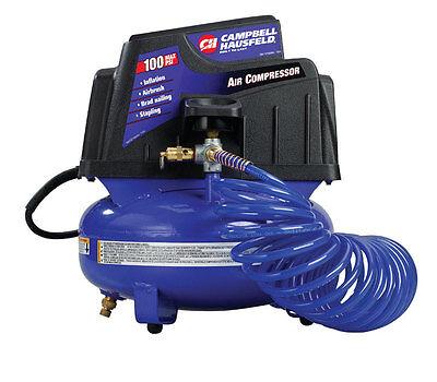 Campbell Hausfeld  Pancake  Air Compressor  110 psi 0.3 hp