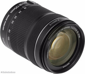 Lenses (canon mount) - for FF and crop sensor