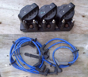 GM 3800, Series II - Ignition Coils and Wiring Harness
