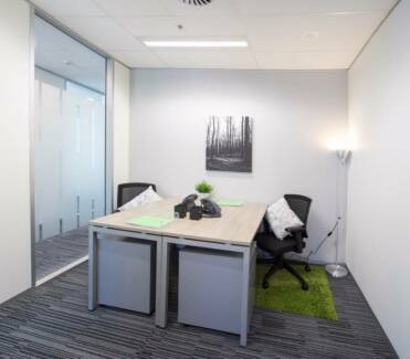 Modern Office Space For Two People! Fantastic Views!
