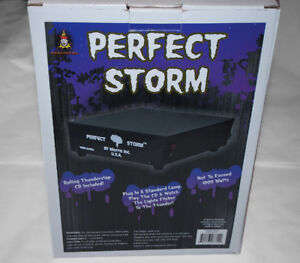Halloween Morris Perfect Storm Box Lightning And Thunder Effects