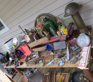 Huge Thanksgiving Weekend Antiques and Collectables Yard Sale
