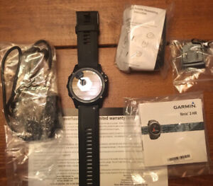Garmin Fenix 3 Saphire Watch