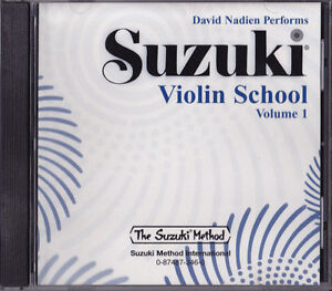 Suzuki Violin School CD, Vol. 1