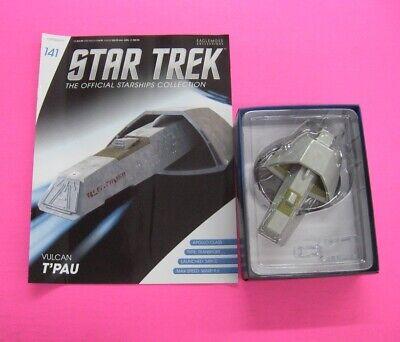 - Star Trek Starship Collection # 141 TPAU VULCAN APOLLO EAGLEMOSS