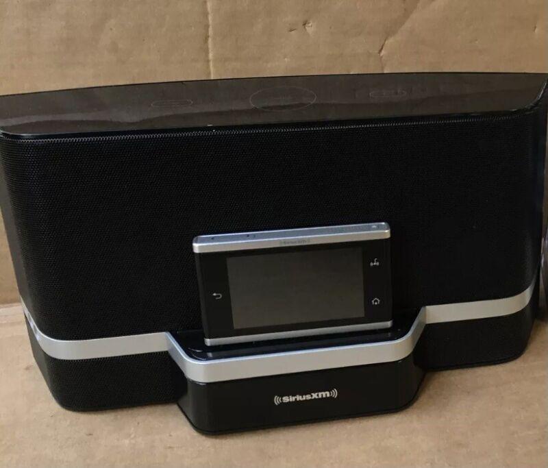 Sirius XM Lynx Boombox ,bluetooth,wifi, Touchscreen