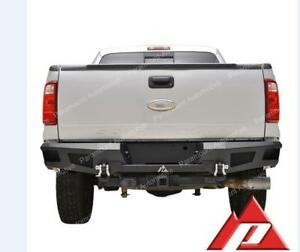 NEW FORD 2011-2016 F250 F350 F450 REAR  BUMPER 570131