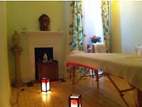 Thai male masseur offer Thai Massage and spot and deep tissue massage