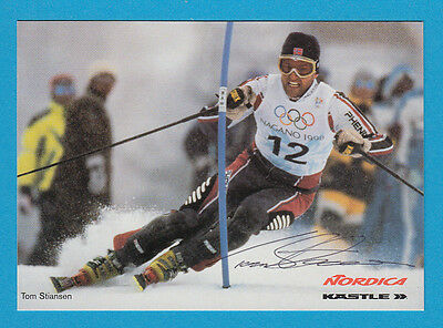 Tom Stiansen (NOR) - Ski Alpin - Norwegen - # 15268