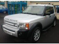 Land Rover Discovery 3 7 seats