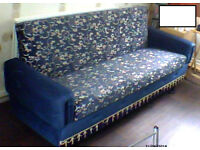 Settee Sofa Bed only £15.