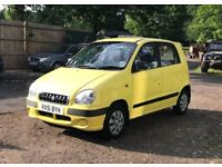 Hyundai amica SI for sale, MOT, low mileage, 2 former keepers, drives perfect.