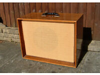 Guitar Amp Cab / Combo Project - (Unloaded Cabinet Only)