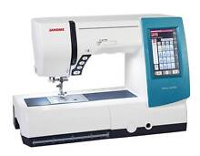 Janome mc 9900 Sewing - Quilting - Embroidery NEW NEVER USED Bentley Canning Area Preview