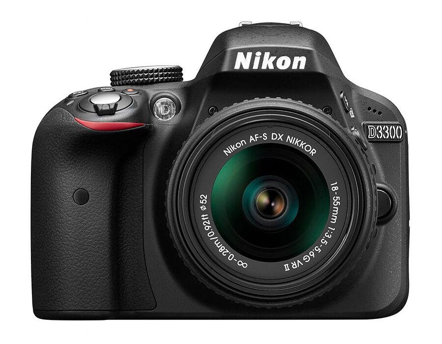 For the Budding Photographer - the Nikon D3300
