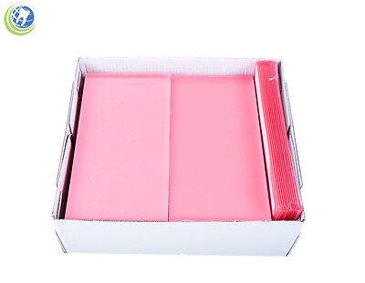 New Dental Lab Base Plate All Season Set Up Utility Wax Soft Pink 5 Lb
