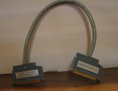 Agilent Hp 8445b Tracking Preselector Interconnect Cable 08445-60007