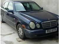 Mercedes E230 cheap