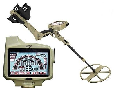Ground EFX Stryker Lite MX300 Metal Detector Swarm Series