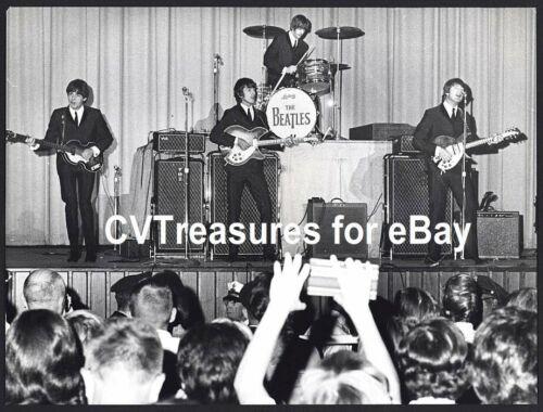 BEATLES Rare STUNNING Original Vintage Type I Photo Baltimore September, 13 1964