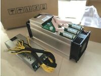 Bitmain Antminer S9 13.5TH/S Mar 18 Batch with PSU - Bitcoin Miner - UK In Hand