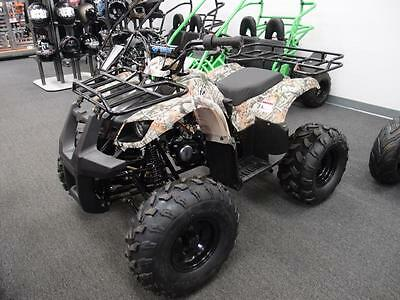 BIG ATV 125cc Youth ATV TAOTAO 135D Utility Quad Kids 4 wheeler FREE SHIP 125CC