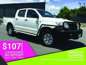 2012 Toyota Hilux 4x4 Biggera Waters Gold Coast City Preview