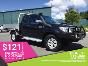 2010 Toyota Hilux Ute Xtra cab SR5 turbo diesel 4x4 Biggera Waters Gold Coast City Preview