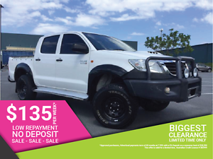 2013 Toyota Hilux Ute Biggera Waters Gold Coast City Preview