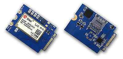 Reyax Rym2700 3g Wcdma 9002100mhz M.2 Ngff Card 3042 With Sim Card Socket