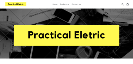 Practica Electric | Electrical Homeware business Very Rare Deal!!