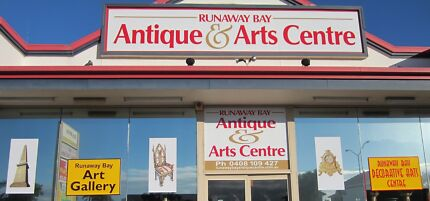 RUNAWAY BAY ANTIQUE & ARTS CENTRE Runaway Bay Gold Coast North Preview