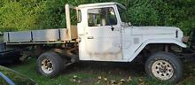 TOYOTA LANDCRUISER FJ45 1982 4 WHEEL DRIVE EXC CONDITION Lismore Area Preview