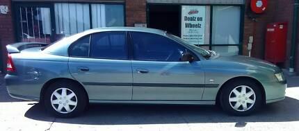 2004 Holden Commodore VZ Executive