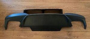 BMW Original Untere Heck Stoßstange Diffusor F13 F06 F12 M6 M Mpaket M Paket