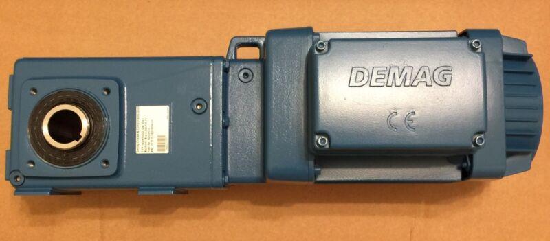 Demag Cranes & Components Gear Motor WUH10DD ZNA 80 B2 ZNA80B2