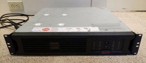 APC Smart-UPS 1500 Rack Mount, No Battery SUA1500RM2U