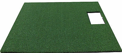 "36"" x 60"" Artificial Synthetic Turf Golf Mat For Indoor Golf Simulator Mats"